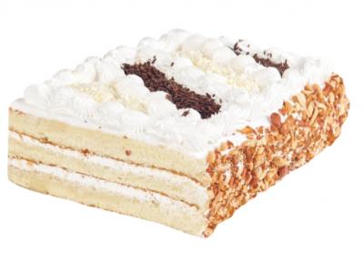 Торт Сливочно-бисквитный