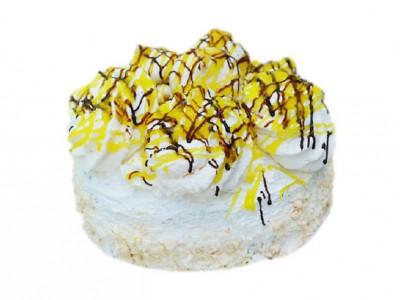 Торт Графские развалины,абрикосовый