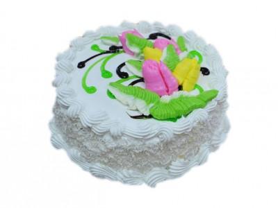 Торт Весенний ажур
