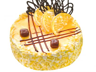 Торт Апельсиновый фреш