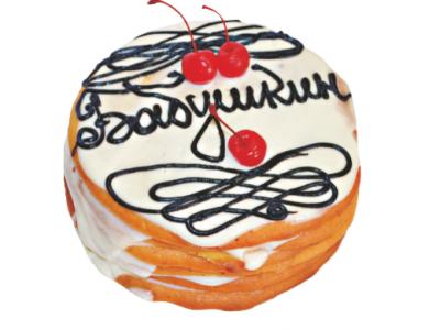 Торт Бабушкин