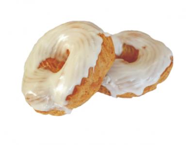 Пирожное Кольцо заварное с помадкой
