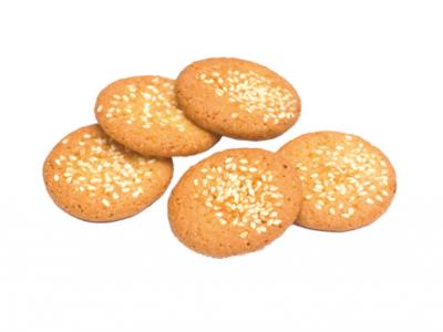 Печенье  Пушинка кунжутная