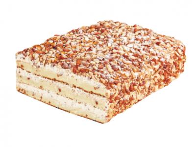 Торт Щербет  медовый