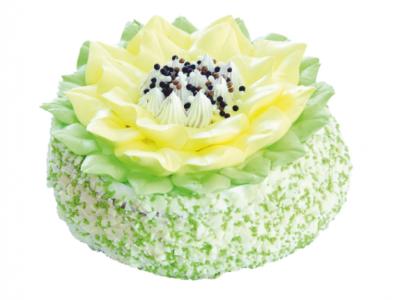 Торт  Подсолнух