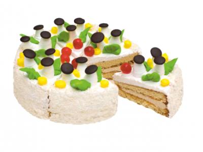 Пирожное Грибная поляна