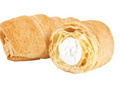 Пирожное  Трубочка с белковым кремом или сгущенным молоком