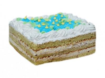 Торт  Незабудка