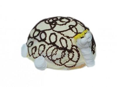 Торт Черепашка персик