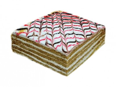 Торт Узоры