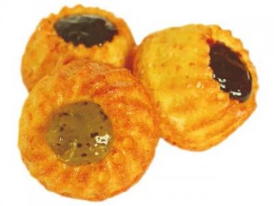 Печенье Кекс ягодный